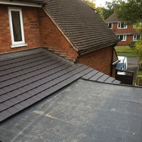 View our roof installations